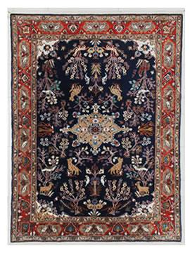 Persisk handknut